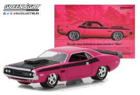 Dodge  - Challenger  1970  - 1:64 - GreenLight - gl29943 | Tom's Modelauto's