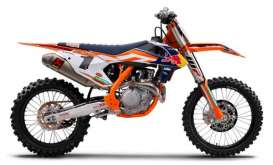 KTM  - Supercross  orange/black - 1:6 - Maisto - 32227 - mai32227 | Tom's Modelauto's