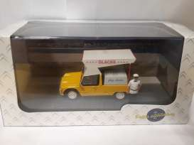 Citroen  - yellow - 1:43 - Magazine Models - PU02 - magPU02 | Toms Modelautos