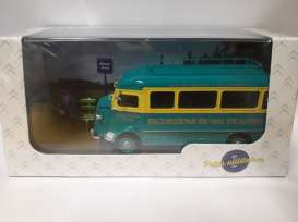 Magazine Models - Citroen  - magPU14 : Citroen Type H Bus Excursions *Petit Utilitaires*, blue