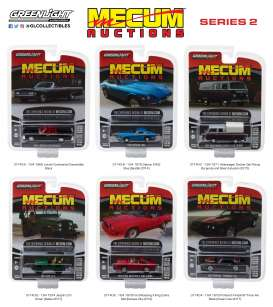 Assortment/ Mix  - various - 1:64 - GreenLight - 37140 - gl37140 | Tom's Modelauto's