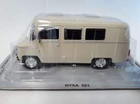 Magazine Models - NYSA  - magPCnysa521 : Nysa 521 *Polish cars*, cream