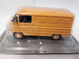 ZUK  - A-05 orange - 1:43 - Magazine Models - PCzukA05o - magPCzukA05o | Tom's Modelauto's