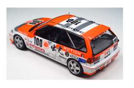 Honda  - EF9 Civic Gr.A *Motion* 1992 red/white - 1:24 - Beemax - bmx24018 | Tom's Modelauto's
