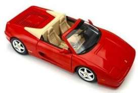 Ferrari  - 1994 red - 1:18 - Hotwheels - mv25733 - hwmv25733 | Tom's Modelauto's