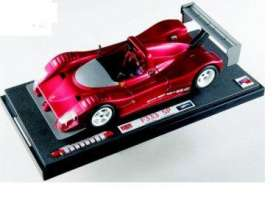 Hotwheels Elite - Ferrari  - hwmvL2975*2 : 1994 Ferrari 333 SP *Elite Serie 60th Anniversary* F1 cherry red