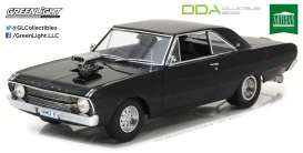 Chrysler  - 1969 black - 1:18 - GreenLight - gl18008 | Tom's Modelauto's