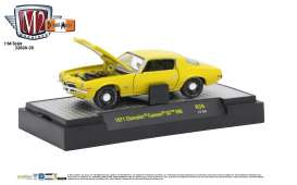 Chevrolet  - 1971 placer gold metallic - 1:64 - M2 Machines - M2-32600-39E | Tom's Modelauto's
