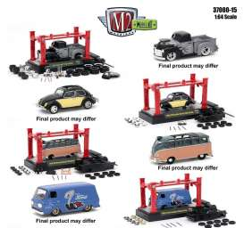 Assortment/ Mix  - various - 1:64 - M2 Machines - M2-37000-15 | Tom's Modelauto's