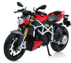 Maisto - Ducati  - mai11024 : 1/12 Ducati Mod Streetfighters, red