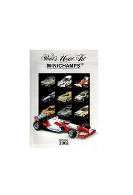 Minichamps - Books Catalogue - mc2002-2 : Catalogue Minichamps Edition 2 31 pages, 2002