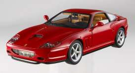 Ferrari  - red - 1:18 - Hotwheels Elite - hwmvN2053 | Tom's Modelauto's