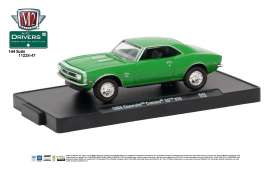 Chevrolet  - 1968 rallye green metallic w/gloss  - 1:64 - M2 Machines - M2-11228-47B | Tom's Modelauto's
