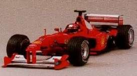 Hotwheels - Ferrari  - hwmv54626^1 : 2002 Ferrari F2002 #1 M. Schumacher including the Marlbore decals.
