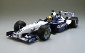 Williams  - 2002 blue/white - 1:18 - Hotwheels - hwmv54624 | Tom's Modelauto's