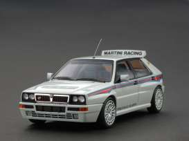 Lancia  - 1992 white/red/blue - 1:43 - HPi - hpi977 | Tom's Modelauto's