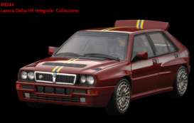 Lancia  - 1989 candy red - 1:43 - HPi - hpi8044 | Tom's Modelauto's