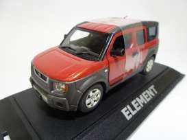 Honda  - Element 2003 copper-brown - 1:43 - Ebbro - ebb43489 | Tom's Modelauto's