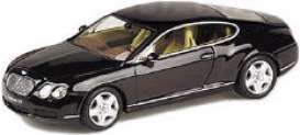 Bentley  - 2002 metallic black - 1:18 - Minichamps - 100139020 - mc100139020 | Tom's Modelauto's