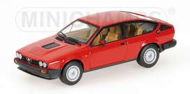 Alfa Romeo  - 1983 red - 1:43 - Minichamps - 400120140 - mc400120140 | Tom's Modelauto's