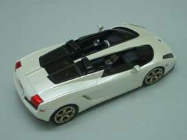 Lamborghini  - 2005 white - 1:43 - Look Smart - 199a - ls199a | Toms Modelautos