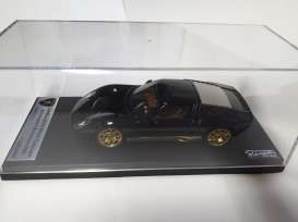 Lamborghini  - 2006 black - 1:43 - Look Smart - ls172bk | Tom's Modelauto's