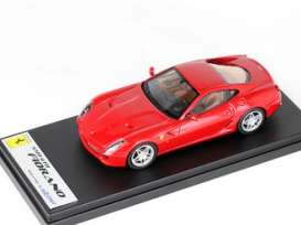 Ferrari  - 2006 fiorano red - 1:43 - Look Smart - 173a - ls173a | Tom's Modelauto's