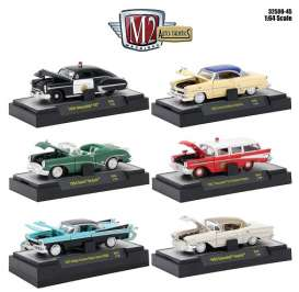 Assortment/ Mix  - various - 1:64 - M2 Machines - M2-32500-45 | Tom's Modelauto's