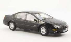 Chrysler  - 2002 black - 1:43 - NEO Scale Models - 44988 - neo44988 | Tom's Modelauto's