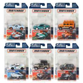 Assortment/ Mix  - 2017 various - 1:64 - Matchbox - mbFHY45 | Tom's Modelauto's
