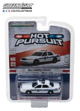 Ford  - Crown Victoria 2008  - 1:64 - GreenLight - 42840D - gl42840D | Tom's Modelauto's