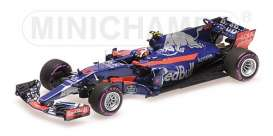 Scuderia Renault - STR12 2017 blue/red - 1:43 - Minichamps - 417171810 - mc417171810 | Tom's Modelauto's