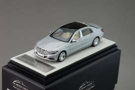 Mercedes Benz  - 2016 silver - 1:43 - Almost Real - ALM420103 | Tom's Modelauto's