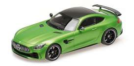Mercedes Benz  - 2017 green - 1:43 - Almost Real - ALM420704 - ALM420704 | Tom's Modelauto's