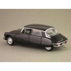 Citroen  - black - 1:43 - Magazine Models - magPLds19 | Tom's Modelauto's
