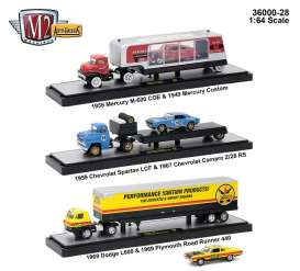 Assortment/ Mix  - Various - 1:64 - M2 Machines - m2-36000-28 | Tom's Modelauto's
