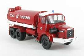 Renault  - VI GBH 280 red - 1:43 - Magazine Models - fire18 - magfire18 | Toms Modelautos