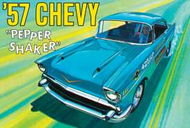 Chevrolet  - Bel Air 1957  - 1:24 - AMT - amts1079 | Tom's Modelauto's