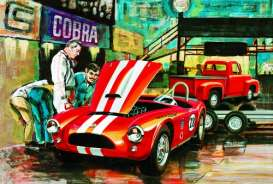 Ford Shelby - 1:24 - AMT - amts1073 | Tom's Modelauto's
