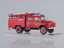 Zil  - 130 ATS-40 red - 1:43 - Magazine Models - magfire33 | Tom's Modelauto's