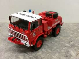 Iveco  - Unic 75PC red - 1:43 - Magazine Models - fire37 - magfire37 | Toms Modelautos