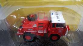 Iveco  - Unic 75PC red - 1:43 - Magazine Models - fire37 - magfire37 | Tom's Modelauto's