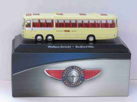 Bedford  - VAL light yellow - 1:72 - Magazine Models - BUS4642102 - magBUS4642102 | Tom's Modelauto's
