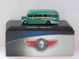 Bedford  - OB green/grey - 1:72 - Magazine Models - magBUS4642103 | Tom's Modelauto's