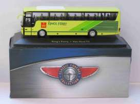 Van Hool  - T9 yellow - 1:72 - Magazine Models - BUS4642104 - magBUS4642104 | Tom's Modelauto's