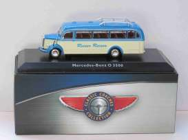 Mercedes Benz  - O 3500 blue/creme - 1:72 - Magazine Models - BUS4642115 - magBUS4642115 | Tom's Modelauto's