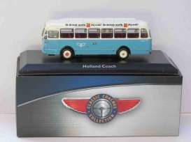 Holland Coach  - blue/white - 1:72 - Magazine Models - BUS4642119 - magBUS4642119 | Tom's Modelauto's