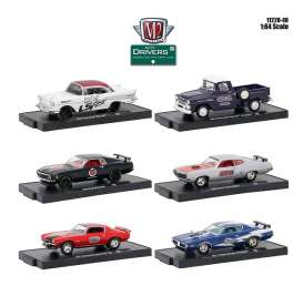 Assortment/ Mix  - various - 1:64 - M2 Machines - M2-11228-48 | Tom's Modelauto's
