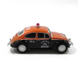 Volkswagen  - Beetle copper/black - 1:64 - GreenLight - 18018-2B - gl18018-2B | Tom's Modelauto's