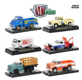 Assortment/ Mix  - various - 1:64 - M2 Machines - M2-32500-46 | Tom's Modelauto's